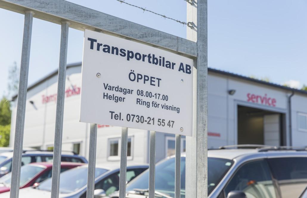 Transportbilar i Linköping AB - 0730215547